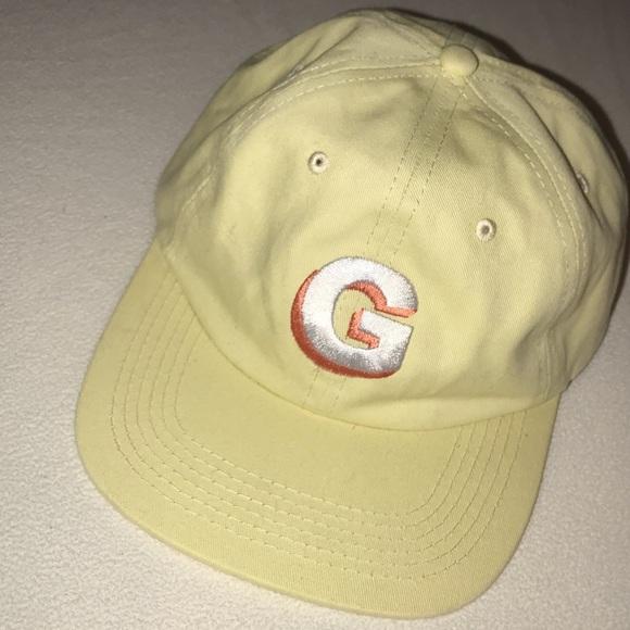 6de410111aa Golf Wang Accessories - NWOT Golf Wang GOLF yellow hat- never worn